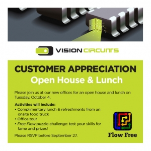 vision circuits customer appreciation