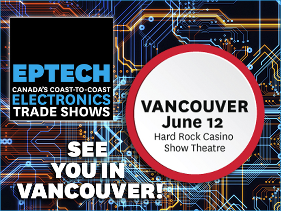 EPTECH Vancouver Event